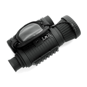 Image 4 - WG650 Night Hunting Digital Optical Infrared 6X50 Night Vision Monocular 200M Range Night Vision Telescope Picture and Video