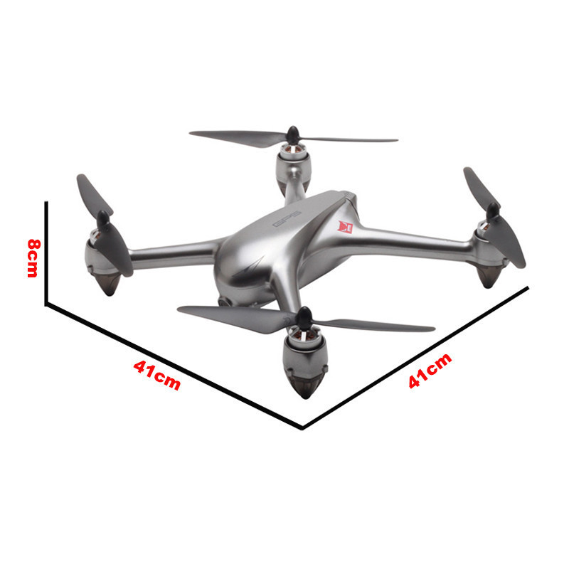 Image 5 - MJX B2SE Brushless Motor RC Drone 1080P HD Camera 5G WiFi FPV Precise GPS Altitude Hold Smart Flight One key follow Quadcopter-in RC Helicopters from Toys & Hobbies
