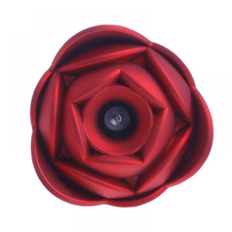 Mini Usb Air Humidifier Essential Oil Diffuser Aroma น้ำมันหอมระเหยกลิ่น Aroma Diffuser Mist Maker Rose Shape เครื่องฟอกอากาศ