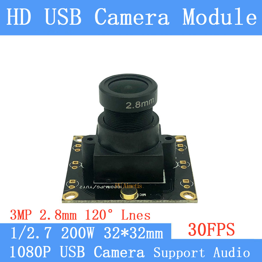 1080P Full HD Wide-angle Security video Surveillance camera MJPEG 30fps High Speed Android Linux UVC Webcam USB Camera Module1080P Full HD Wide-angle Security video Surveillance camera MJPEG 30fps High Speed Android Linux UVC Webcam USB Camera Module