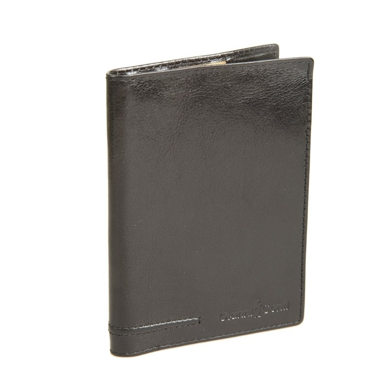 Фото - Passport cover Gianni Conti 707454 black lovmaxi 2018 genuine leather men passport cover men s wallets vintage multi function long purses card holders cases