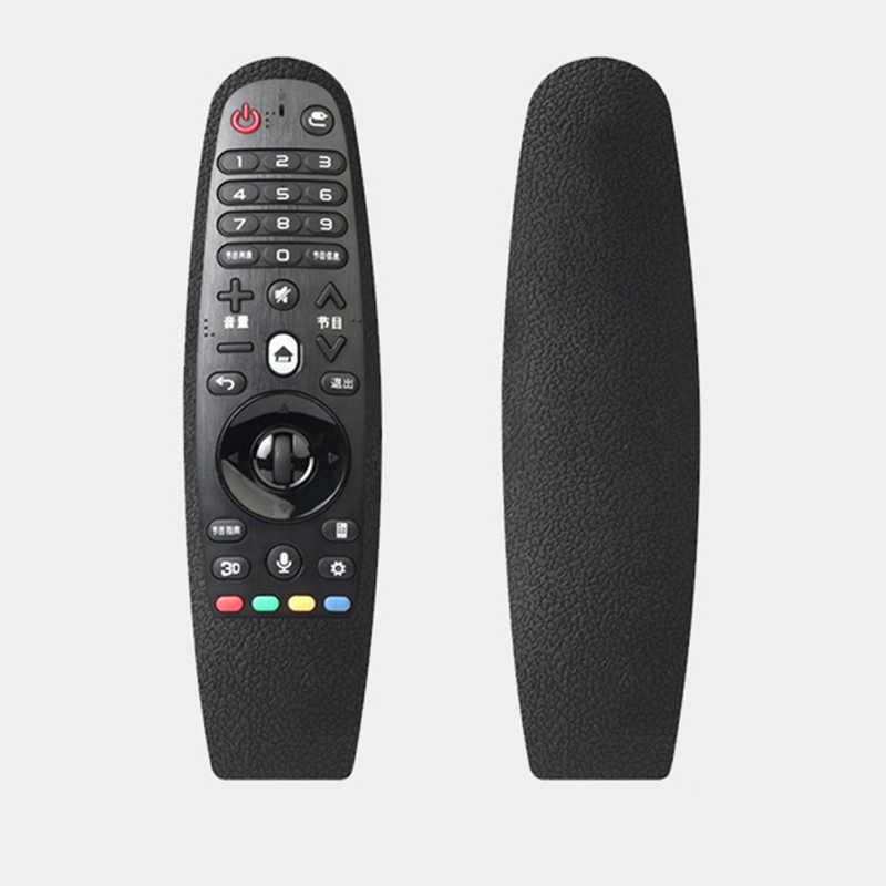Controle remoto Capa de Silicone Caso Capa Protetora Da Pele Para Lg An-Mr600 An-Mr650A Controle Remoto Smart Tv