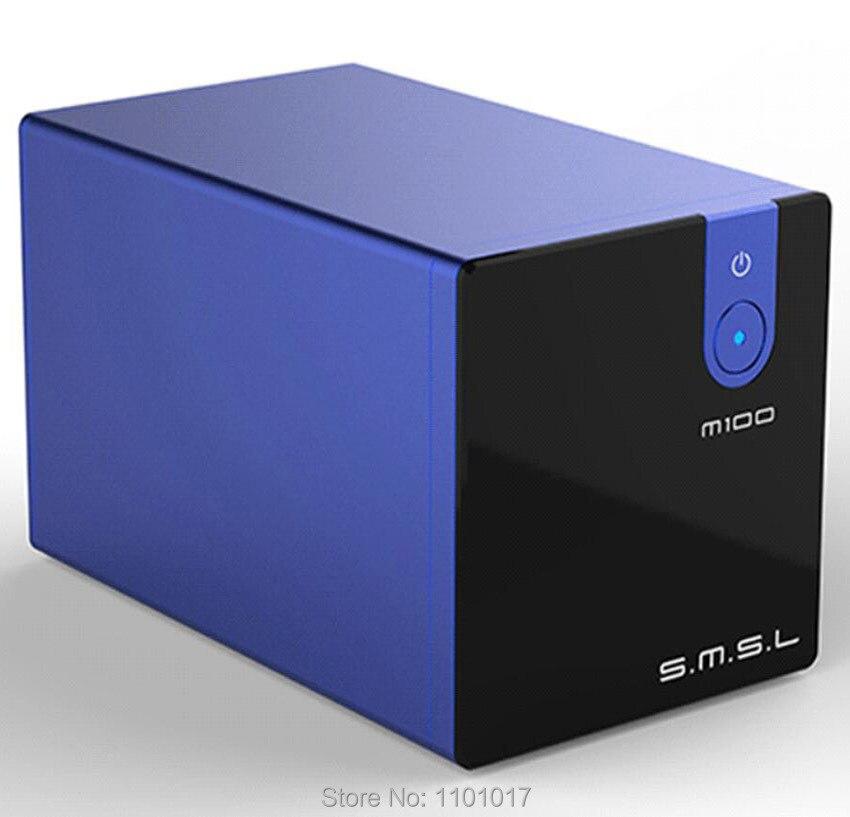 SMSL M100 Audio DAC USB AK4452 Hifi dac décodeur DSD512 Spdif USB DAC ampli HIFI EXQUIS XMOS XU208 amplificateur numérique Coaxia optique