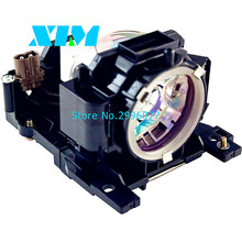 DT00893 Replacement Projector Lamp With Housing For Hitachi CP-A200, CP-A52, ED-A101, ED-A111 Projectors