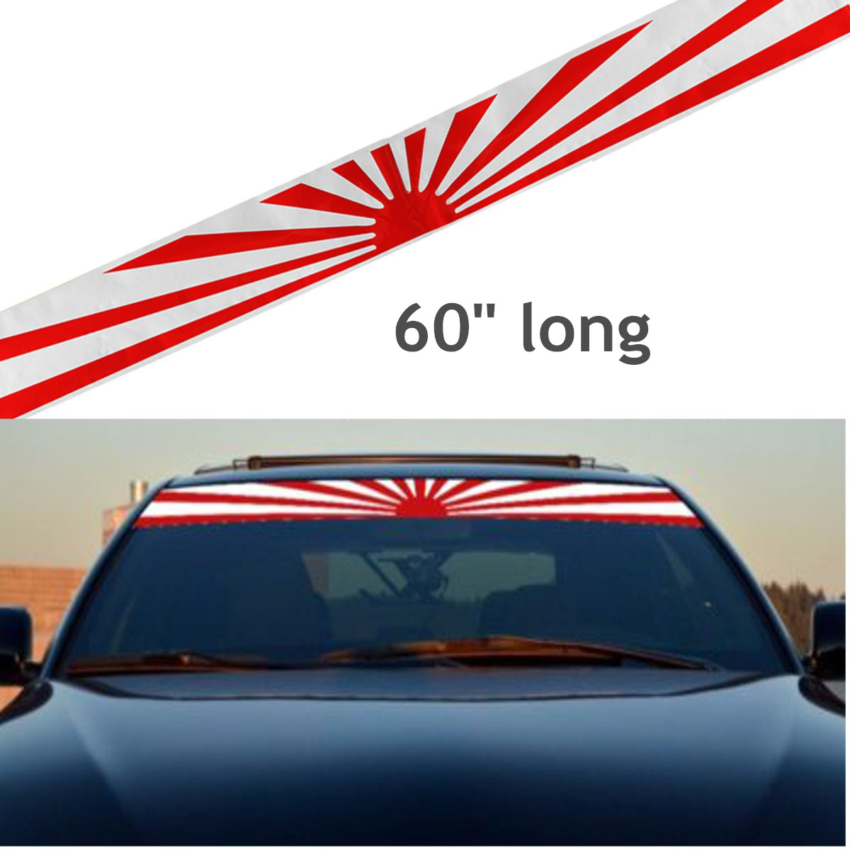 Buy japanese windshield decals and get free shipping on aliexpress com