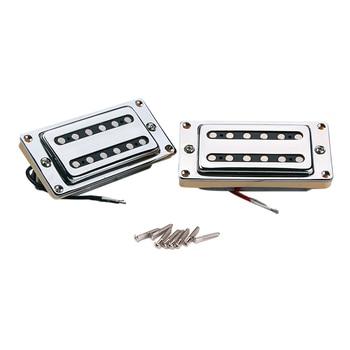 цена на 2pcs GMC06 Guitar Sealed Humbucker Pickups Pick-ups Dual Coil for LP Electric Guitars with Mounting Screws