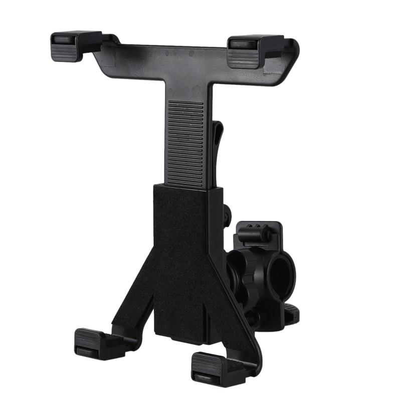 Qualificato Musica Microfono Basamento Del Supporto Del Supporto Per 7 Pollici-11 Pollici Tablet 2 3 5 Sam Tab Nexus 7