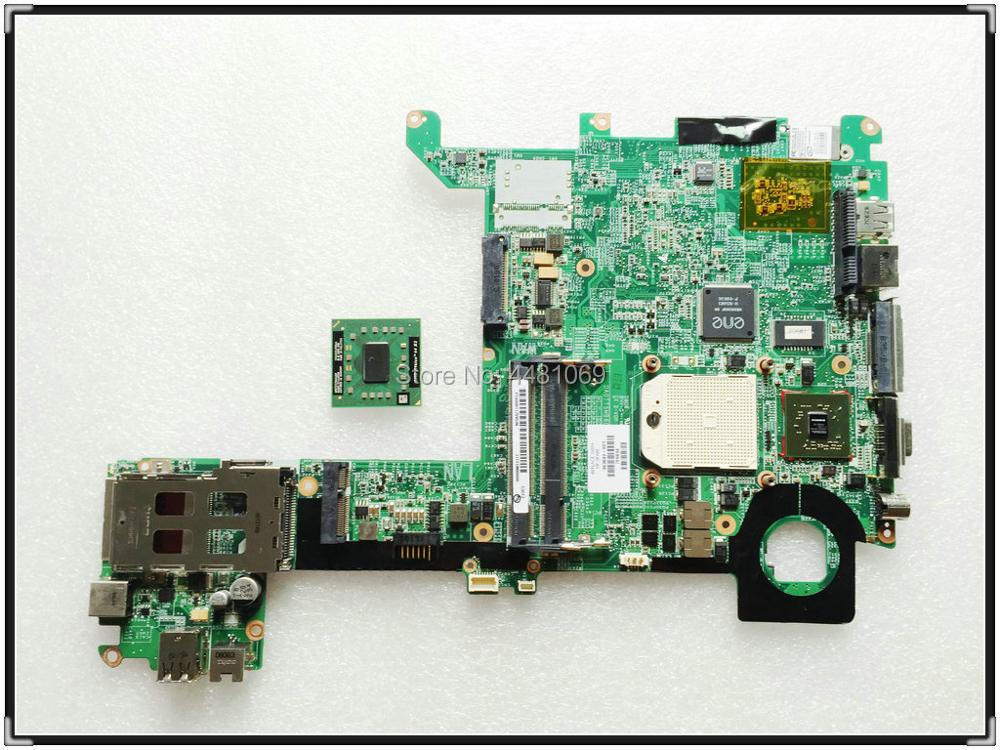 For HP Pavilion Tx2000 Entertainment Notebook 463649-001 Laptop Motherboard DDR2 TX2115NR TX2117CL TX2120US TX2104CA  TX2051XX