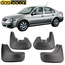 Dasbecan автомобильный грязезащитный крылья Jetta A4 Bora 1998-2005 для автомобиль Volkswagen аксессуары для крыльев брызговик для внутренней отделки 1998 1999 2000
