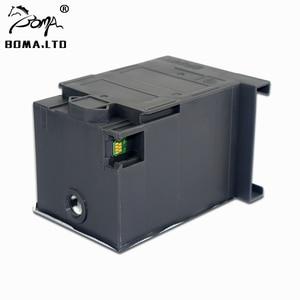 Image 4 - T6714 Maintenance Tank Ink Cartridge For EPSON WorkForce Pro WF C8690 WF C869R C8190D3TWC C8610 C8190 Waste Ink Tank
