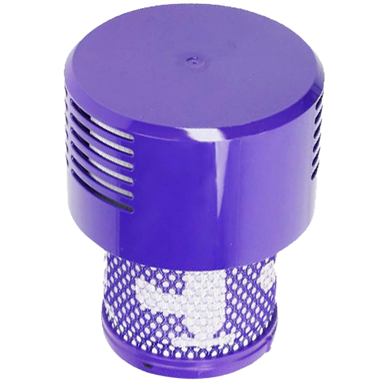 Моющийся фильтр для Dyson V10 Sv12 Циклон абсолютная всего чистым пылесос (упаковка из 5)