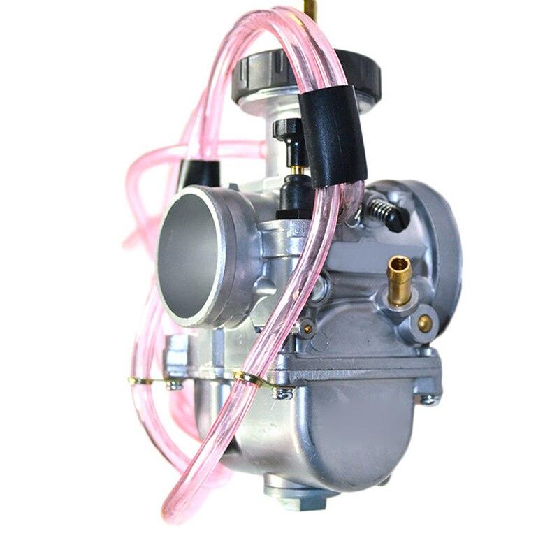 Carburateur 36mm pour Banshee TRX250R Dirt Bike Suzuki RM 125 250 370 Kit Carb nouveau