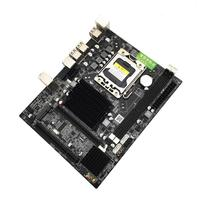 X58 PC Computer Desktop Motherboard LGA1366 CPU Interface DDR3 MSATA V1.6 Mainboard Systemboard For Intel Xeon Core i7 A55 A58