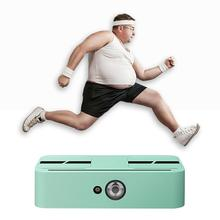 Мини-переносная беговая дорожка для дома и фитнеса, инфракрасная потеря веса, Bluetooth, управление Wi-Fi, управление через приложение, оборудование 10 м
