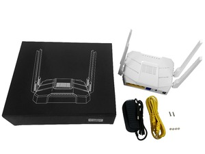 Image 5 - 11AC MU MIMO Wifi Repeater 100 Megabit 2,4G/5G Dual Band 5dBi High Gain Antennen 1167Mbps 1GHz