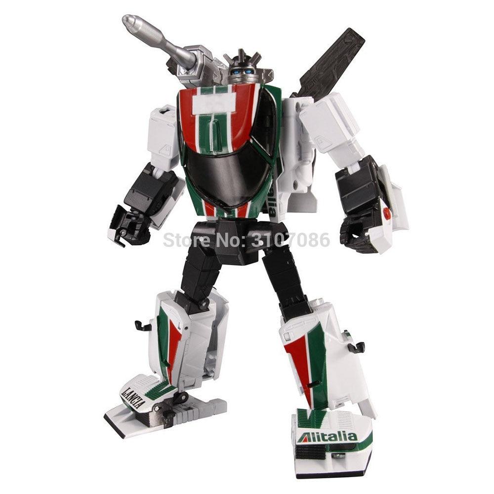 TKR Transformation MP20 MP 20 Wheeljack MP MasterPiece Series KO Action Figure Collection Robot Toys