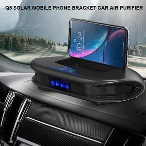 Q5 Solar Mobile Phone Holder C