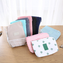 Headphone Case Bag Portable Earphone Earbuds Box Storage for Memory Card Headset USB Cable Charger Organizer