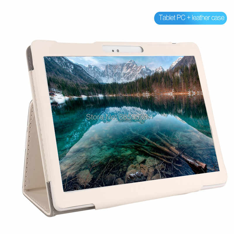 2019 T900 Octa Core 10.1 Inch tablet MTK8752 Android Tablet 4GB RAM 64GB ROM Dual SIM Bluetooth GPS Android 8.0 10 Tablet PC