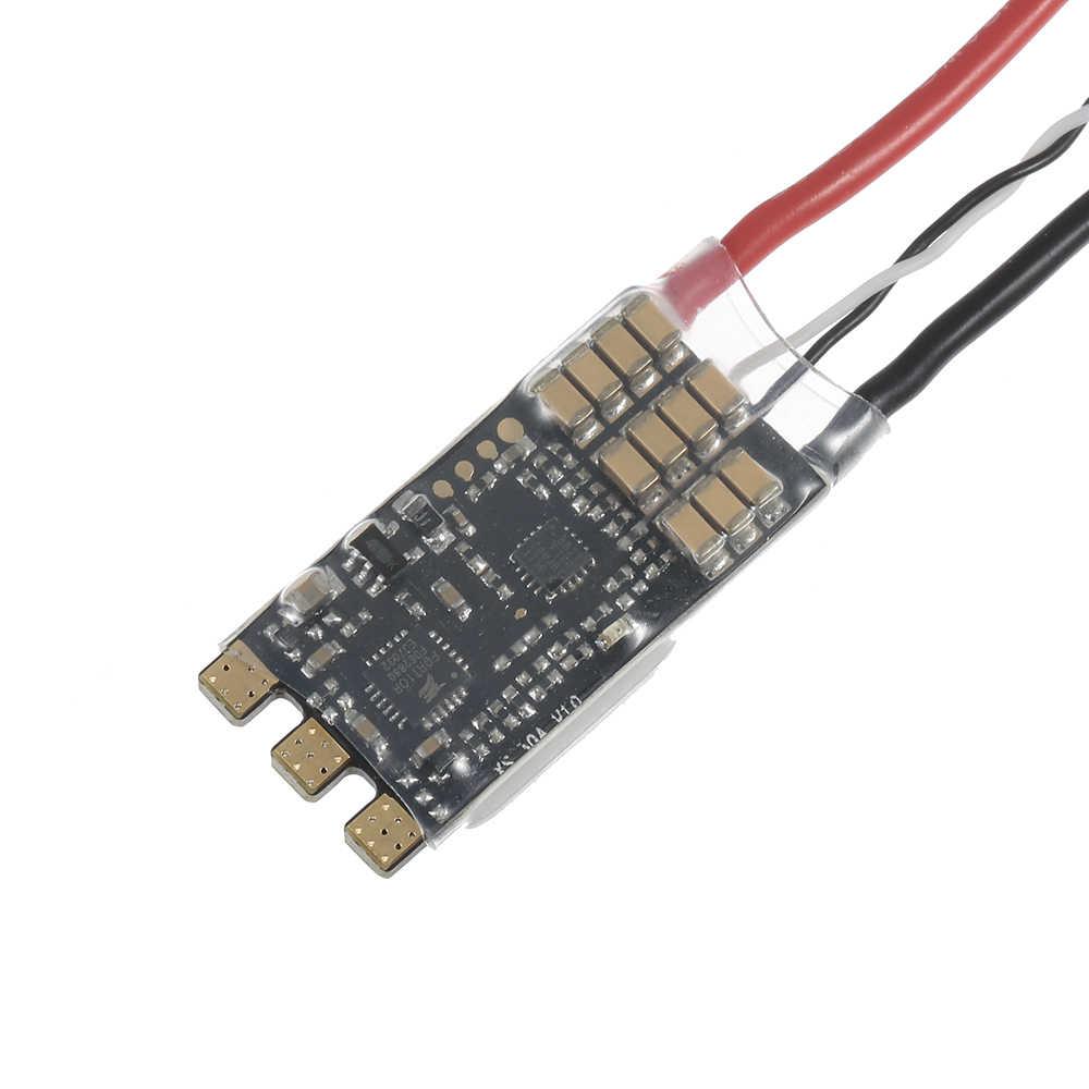 DYS XS30A Micro CES 30A 3-6 S EFM8BB21 50 MHz MCU BLheli_S soporte del Firmware Oneshot42 y Multishot para FPV Drone Multirotor