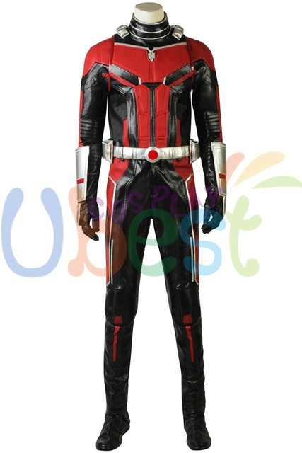 Ant-Man and the Wasp Scott Lang Cosplay Costume