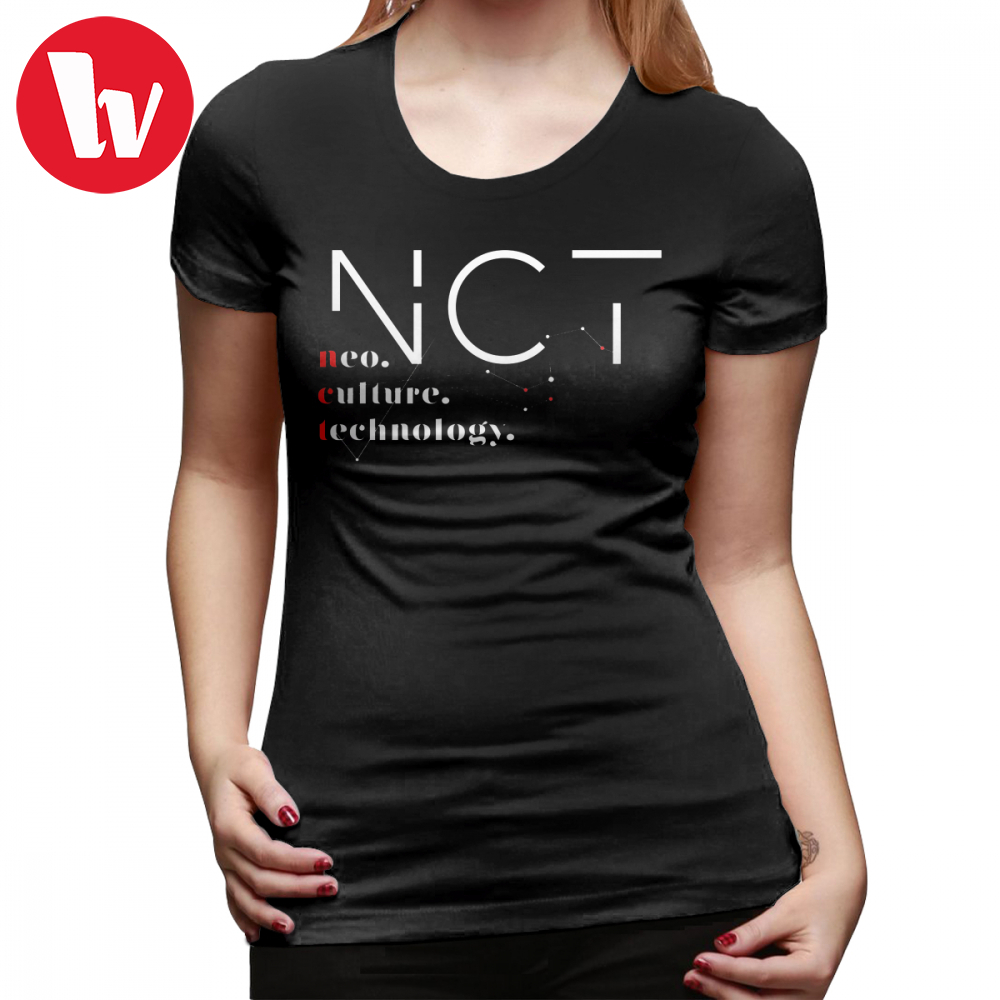 Neo Culture Technology: Nct T Shirt NCT Neo Culture Technology T Shirt Short