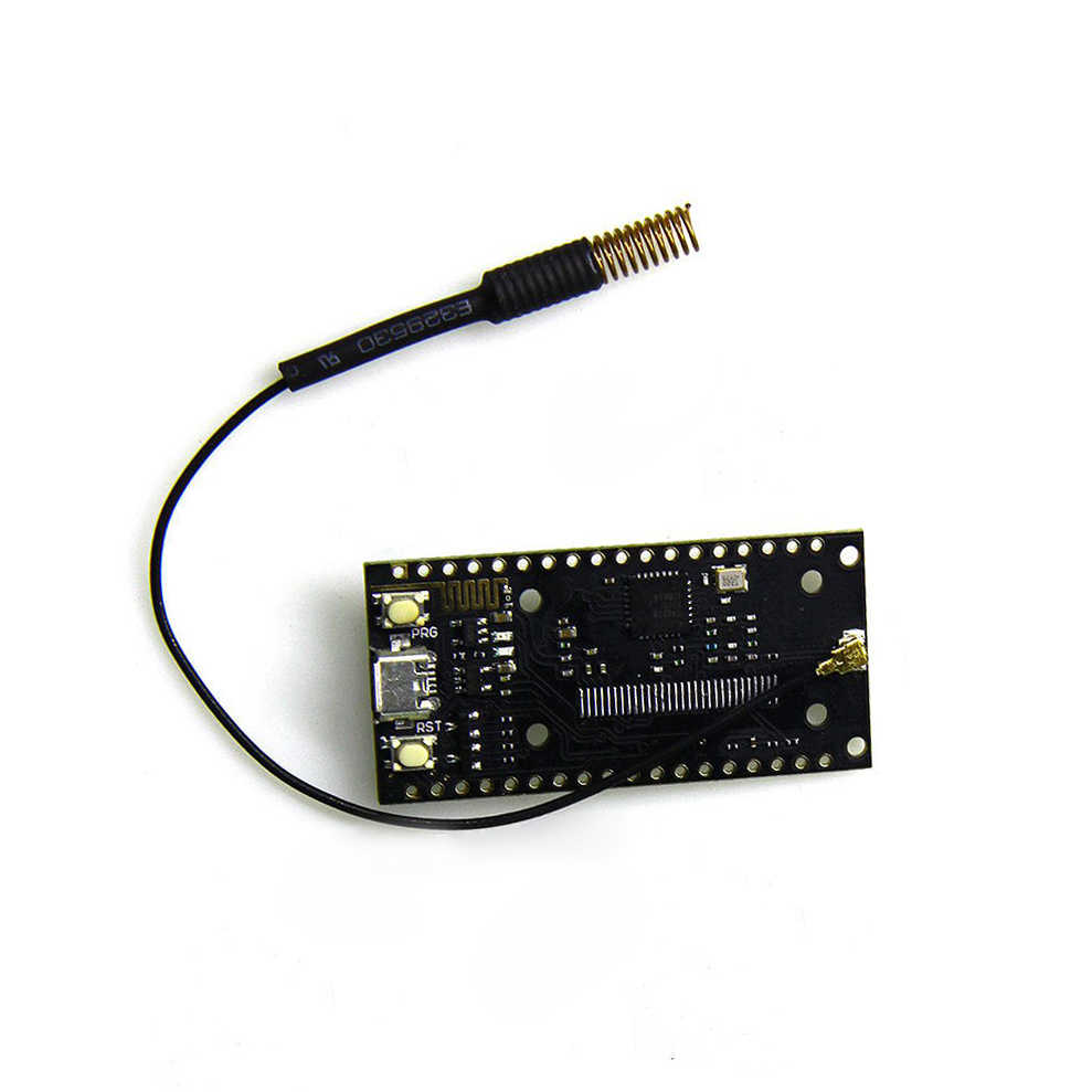 TTGO 2Pcs Sx1278 Lora Esp32 Bluetooth Wi-Fi Lora Internet Antenna  Development Board For Arduino Nona