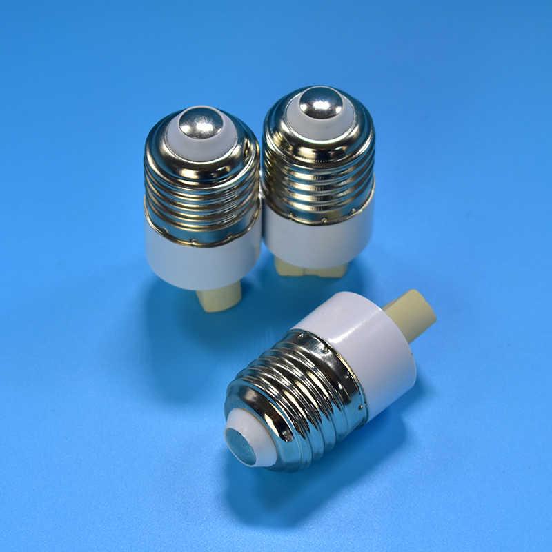1Pcs E27 E14 GU10 G9 E12 B22 Base Mutual Conversion lamp Holders Converter Socket Adapter lampholders For LED Corn Bulb light