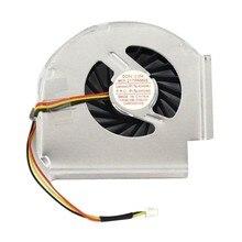 Novo ventilador de refrigeração cpu para ibm lenovo thinkpad t61 t61p r61 w500 t500 t400 3 pinos