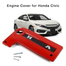 Для Honda Civic седан купе 1.5L крышка двигателя протектор капот Звукоизолированные гвардии Тип R Стиль