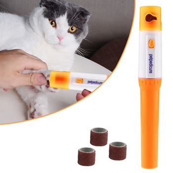 Claw Scissors Electric Cat Nail Grinder