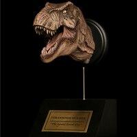 2019 W Dragon 1/15 Female Tyrannosaurus Dragon Head Thoracic Statue of Rex in Wanmiantang InStock