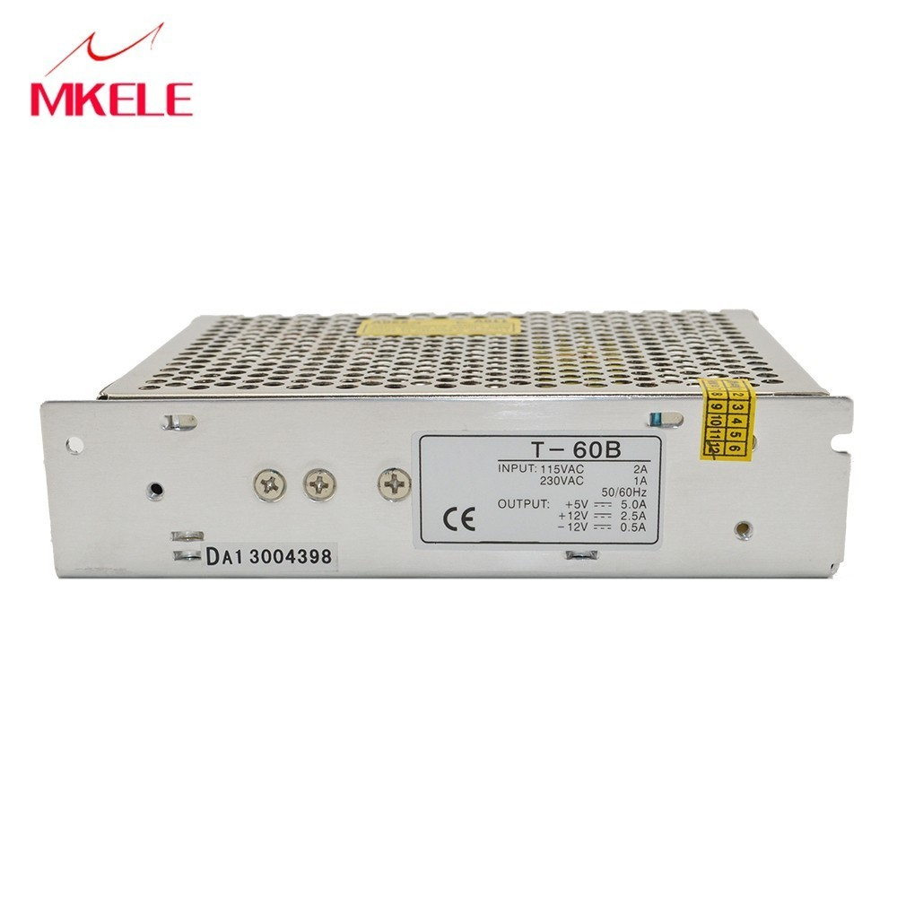T 60C Voor Digitale Apparatuur Hoge Efficientie 5 V 15 V 15 V 60 W Triple Led Transformator AC DC Converter Good Quality