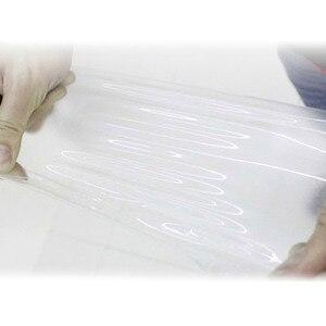 Image 2 - Car Sticker 3 Layers SIZE 20*300CM Transparent vinyl Protective Film PPF Auto Interior Invisible Scratches Shield