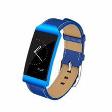 S7 Smart Wristband Colorful 0.96 OLED Fitness Bracelet Heart Rate Monitor IP67 Waterproof Band For Androi