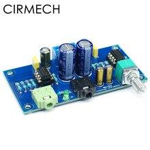 Earphone Amplifier HIFI Dc 2-Channel CIRMECH 47 Double-Power-Version