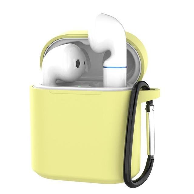 Étui de protection souple en Silicone casque sans fil housse pour écouteurs Anti chute sac résistant aux rayures pour Huawei Flypods/Flypods Pro freebud