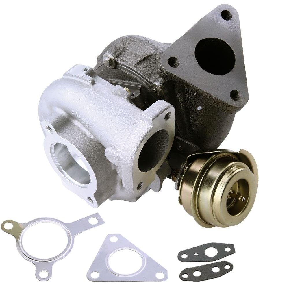 Turbo pour Nissan Pathfinder Navara 2.5 L GT2056V 14411-EB300 turbocompresseur 751243 2.5L 05-compresseur Turbine 14411EB300