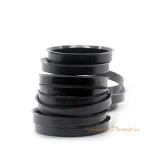 4pcs Hub Centric Ring Car Wheel Bore Center Collar 69.1-67.1mm Rings Accessories