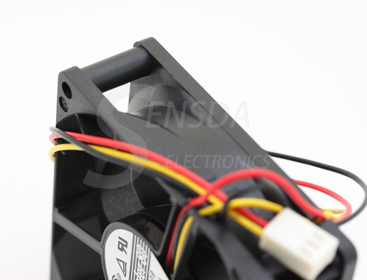 SANYO 9A0812H409 12V 0.13A 8cm 80mm 8025 server inverter industrial axial cooling fans blower