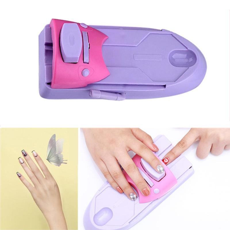 Nail Art Printer: Professional Nail Art Printer DIY Nail Art Pattern