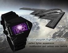 addies watches women digital sports running sport ladies kids waterproof wristwatch luxury brand childrens