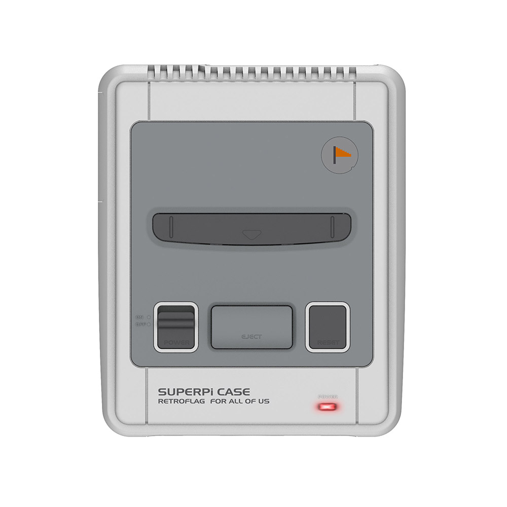 Чехол Retroflag SUPERPi для Raspberry Pi 3B + 2B 3B Deluxe Edition, чехол с переключателем безопасного отключения