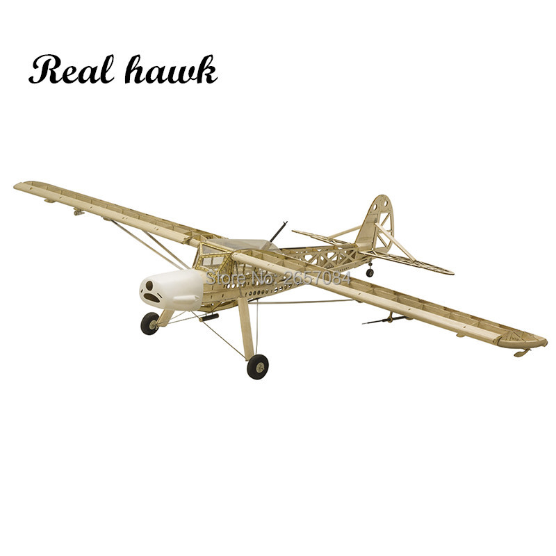 2019 New Scale RC Balsawood Airplane Laser cutting Fieseler Fi 156 Storch 1600mm (63) Balsa Kit DIY Building Wood model