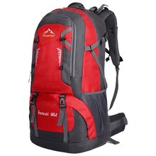 Водонепроницаемый дорожный рюкзак 40 л/60 л, Сумка для кемпинга и трекинга для мужчин и женщин, рюкзак для скалолазания, походов, рыбалки, велоспорта