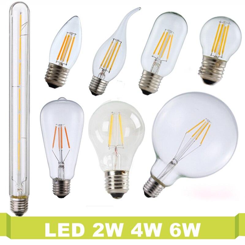 Philips DEL e14 Gouttes Lampe Ampoules Filament 2,3 W = 25 W blanc chaud 230 V
