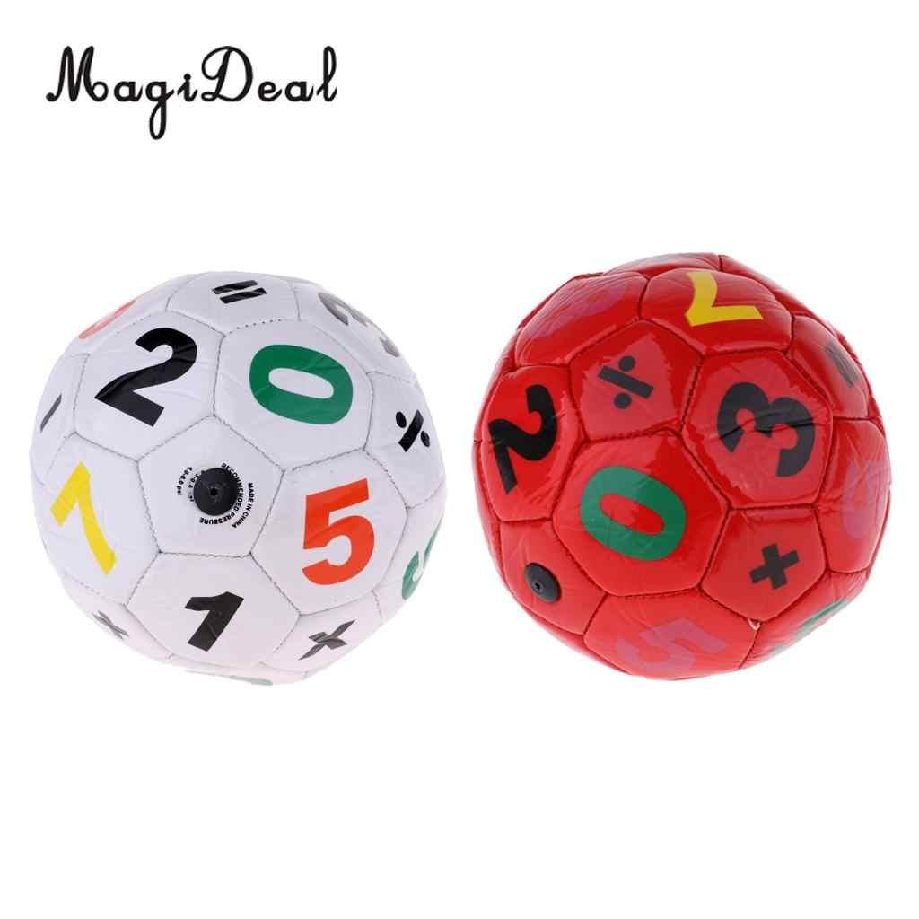 Mini tamaño 2 niños de fútbol balón de fútbol y bolsa de malla de  almacenamiento de 174642153caf1
