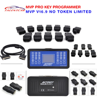 Auto Key Programmer MVP Pro V16.9 Car Key Programming No Token Limited Improved Version of the Well known Chip Decoder AD100