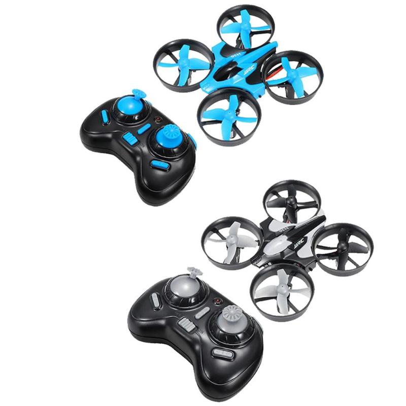 JJRC H36 Mini RC Drone 6-Axis Gyro 360 Degrees Headless Mode Quadcopter Headless Mode One Key Return RC Helicopter Gift For Kids