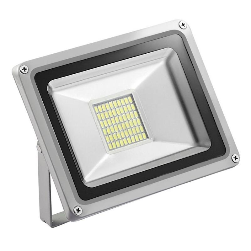 60 SMD 5730 LED Flood Light 30W IP65 Outdoor Garden Yard Lamp Spotlight